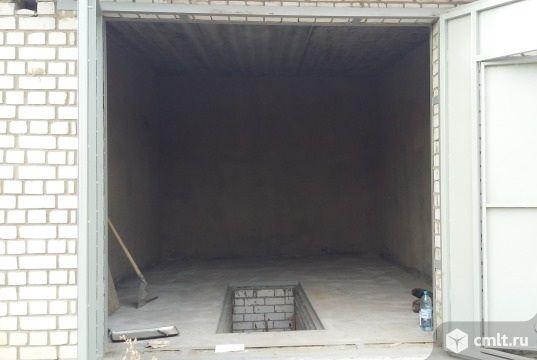 Семилуки, Транспортная ул.: гараж, 24 кв.м
