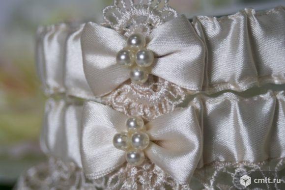 Свадебные подвязки