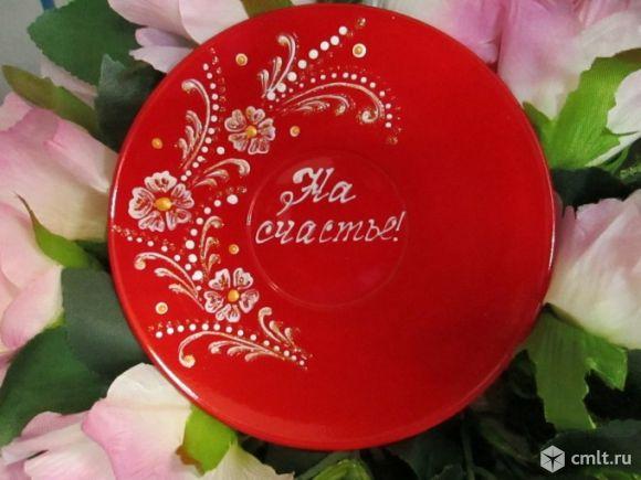 Свадебные тарелочки для битья