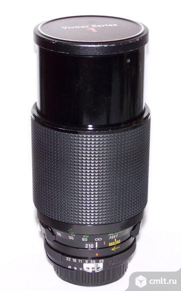 Vivitar Sepies 1 70-210/3.5 VMC Macro, Nikon F. Фото 1.