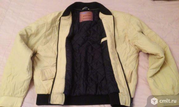 Новая мужская куртка, на высокий рост, р.50-54. Фото 1.