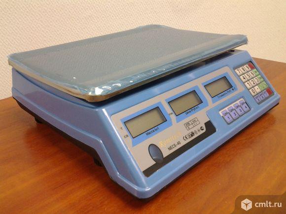 Весы электронные. Фото 1.