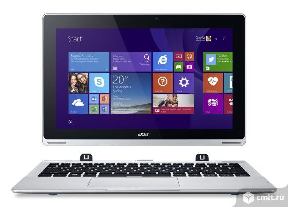 Планшет Acer Aspire Switch 11 32 Гб серебристый