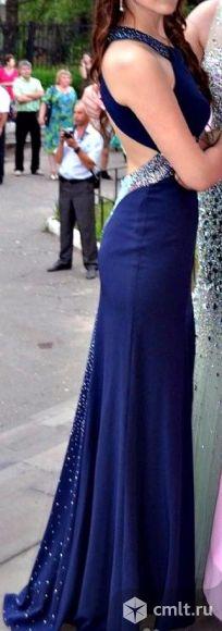Выпускное платье Tiffany. Фото 1.
