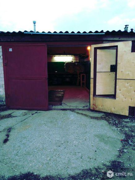 Капитальный гараж 18 кв. м Автотурист