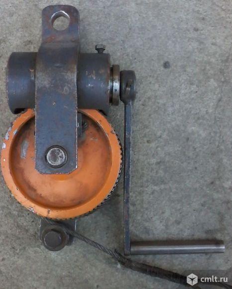 Лебёдка грузовая ручная ЛГ2 350 кг.