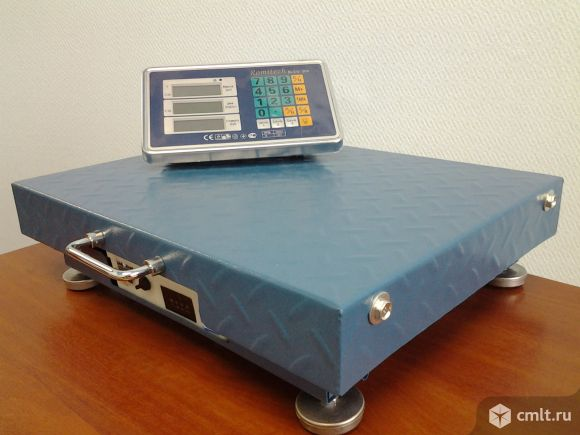 Весы электронные ( новые ). Фото 1.