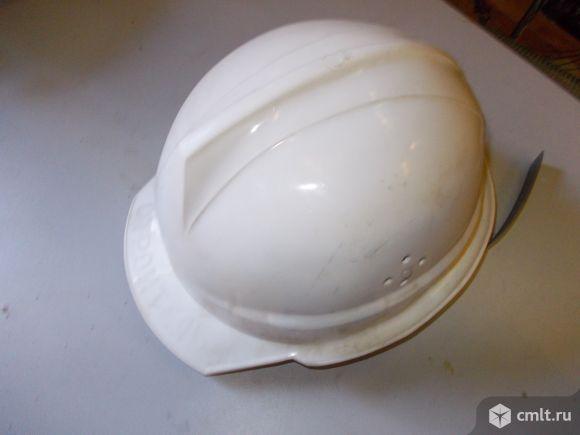 Строительная каска, цвет: белый. Фото 1.