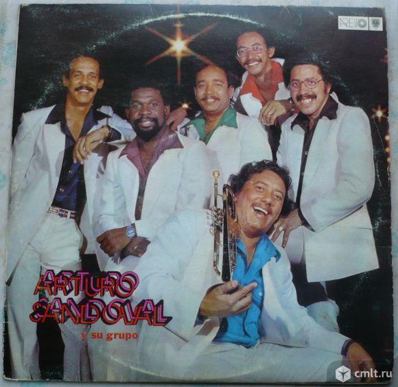 "Грампластинка (винил). Гигант [12"" LP]. Arturo Sandoval y su grupo. 1981. Areito. LD-3998. Cuba.. Фото 1."