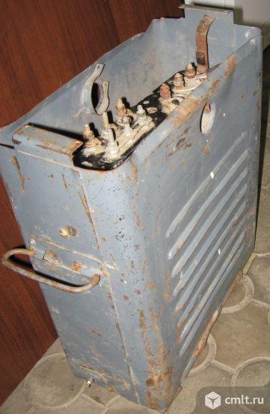 Трансформатор понижающий. Фото 1.