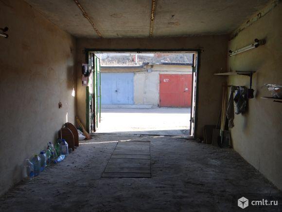 Капитальный гараж 23,3 кв. м Дон