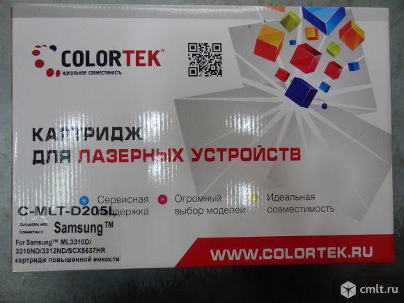 Картридж  MLT-D205L black для Samsung. Фото 1.