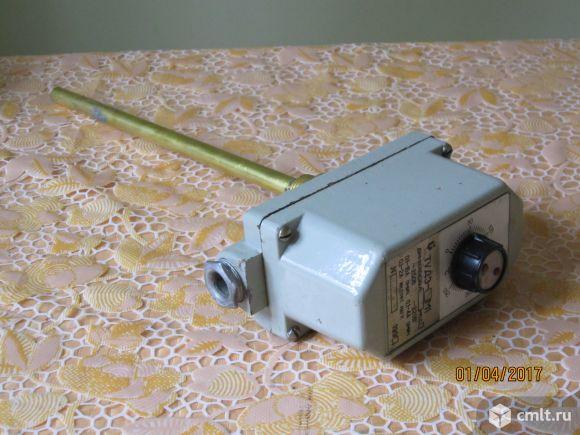 Терморегулятор ТУДЭ-М1. Фото 1.