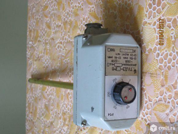 Терморегулятор ТУДЭ-М1. Фото 4.