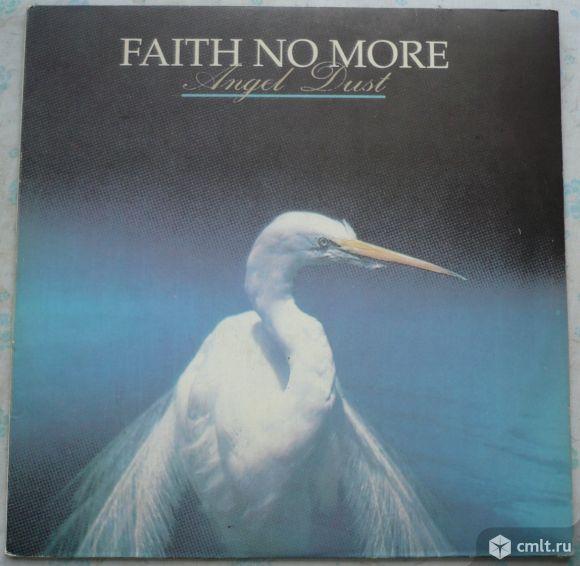 "Грампластинка (винил). Гигант [12"" LP]. Faith No More. Angel Dust. 1992. Ташкентский завод, 1993.. Фото 1."