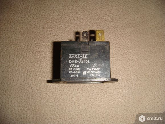 Реле СВЧ CHP11-A24OS 15A 250V. Фото 1.