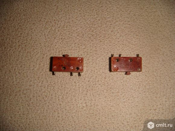Микропереключтель МП10 0280. Фото 1.