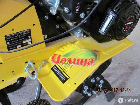 Новый мотокультиватор целина-550 продам