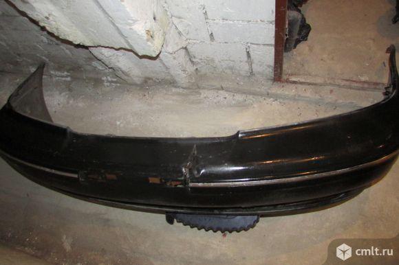 Продам передний бампер дэу нексия. Фото 1.