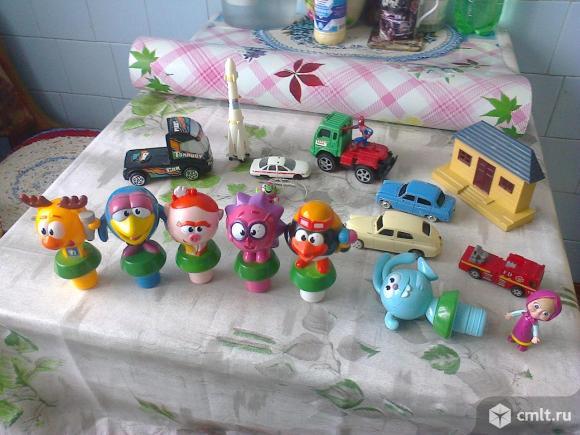 Детские игрушки.. Фото 1.