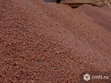 Керамзит, щебень, асфальтный срез, строительный мусор, битый кирпич,битый бетон, чернозем, угольный шлак. Песок желтый, песок белый, песок речной, песок для штукатурки и стяжки, глина, супесь.