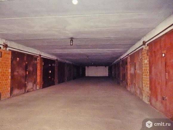 Капитальный гараж 34 кв. м Высота