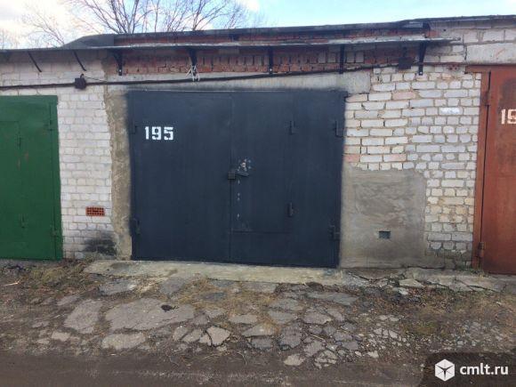 Капитальный гараж 46 кв. м Мир