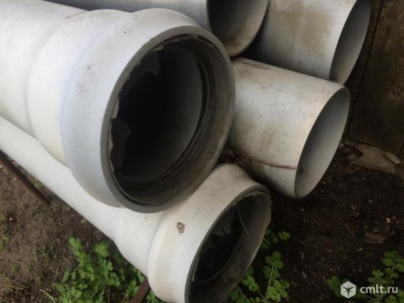 Трубы для скважины пластиковые