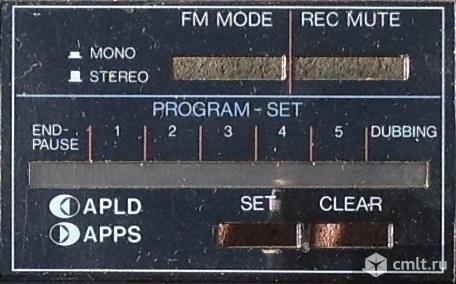 Магнитола Sharp GF-700 запчасти. Фото 7.