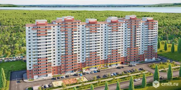 3-комнатная квартира 86,4 кв.м