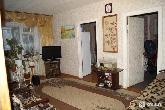 3-комнатная квартира 50 кв.м