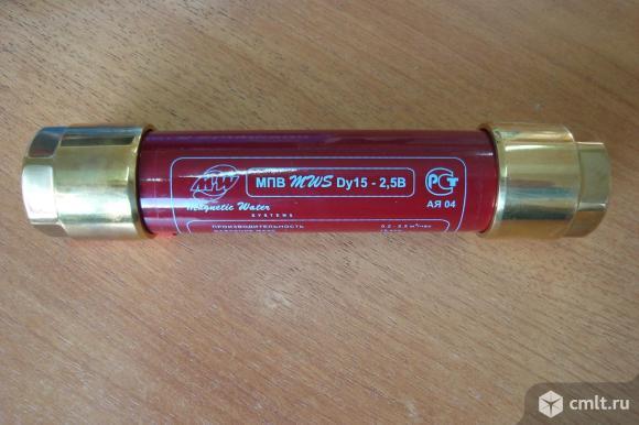 устройство магнитной обработки воды МПВ MWS Dy15