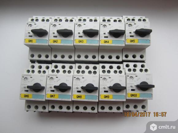 Автоматический выключатель Siemens 3RV1021-1HA10