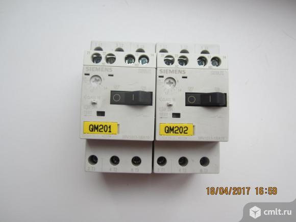 Автоматический выключатель Siemens 3RV1011-1BA10