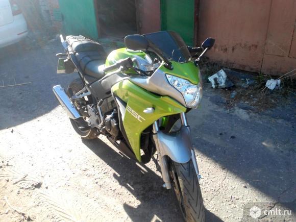 Мотоцикл Racer  - 2015 г. в.