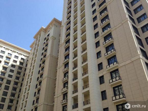 """3-комнатная квартира 121,7 кв.м в элитном комплексе """"Солнечный Олимп"""""""
