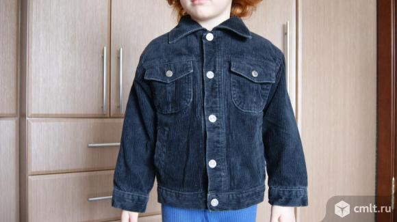Куртка на мальчика,обмен