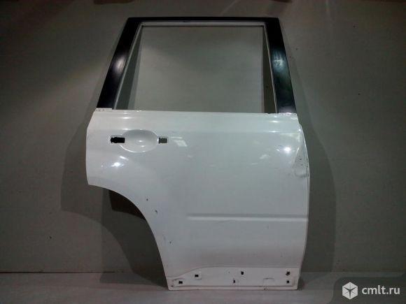 Дверь задняя правая NISSAN X-TRAIL T31 07-14 б/у H210MJG0MB 3*. Фото 1.