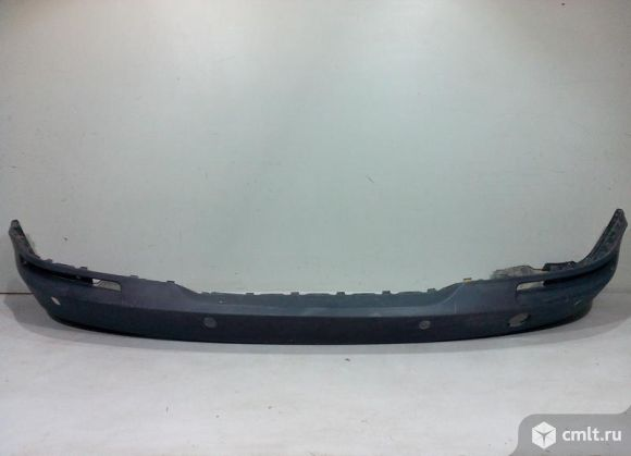 Спойлер юбка бампера заднего VW TIGUAN 07-11 5N08075219B9 5N0807521301A 4*. Фото 1.