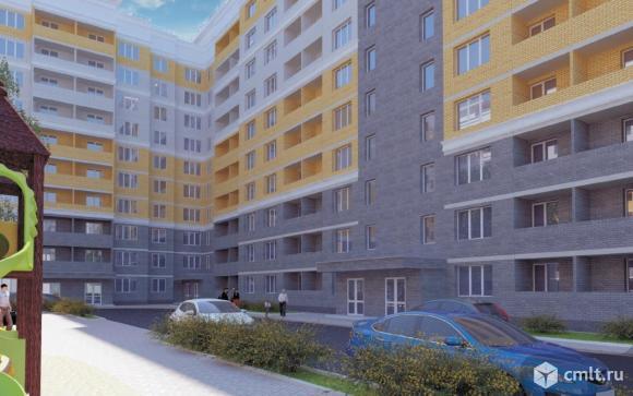 1-комнатная квартира ЖК Южный (Полевая 44а 1очередь), (Полевая 44б-2очередь)