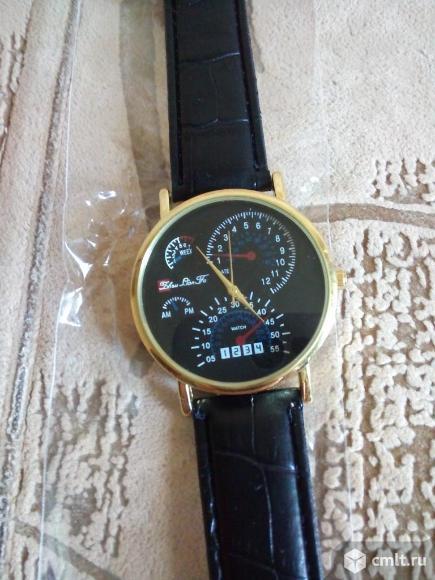 Часы муж c  приколом. Фото 1.