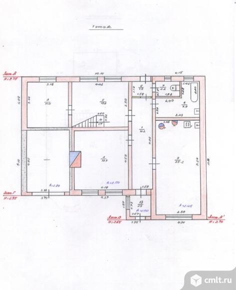 Дом 160 кв.м в центре Ямного