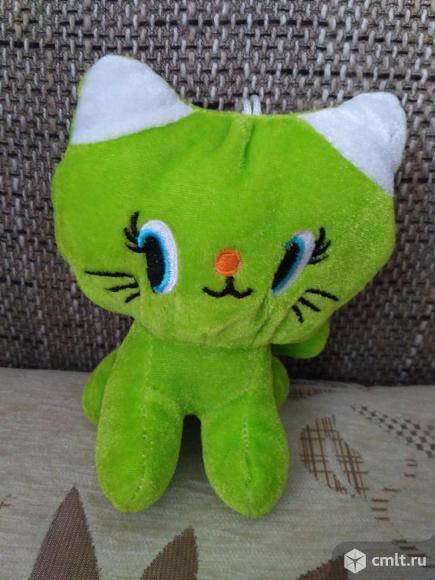 Котёнок по имени Гав - мягкая игрушка. Фото 1.