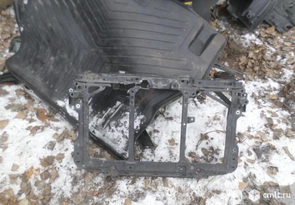 Телевизор суппорт радиатора Mazda 6 GJ(Мазда 6), 2013-2016г. Фото 1.