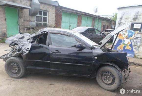 Автор разборка  Мазда 3, Mazda 3.BK.2003-2008г.. Фото 1.