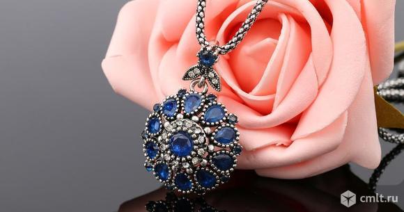 Ожерелье в форме Винограда. Фото 1.