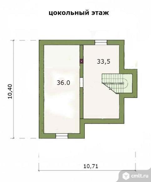 Заячья поляна. Дом 244 кв.м.