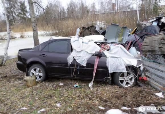 Разборка Мазда 6.2002-2007г. mazda 6 GG. Фото 1.