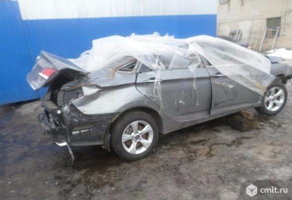 Авто разборка Hyundai I40 седан. Хундай. Фото 1.