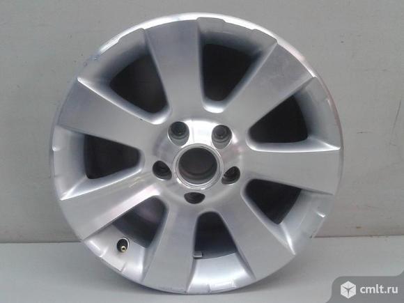 Диск колесный R16X6.5 ET33 5X112 VW TIGUAN 07-11 б/у  5N0601025A8Z8  4*